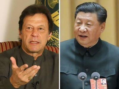"""The """"selected"""" government of Pakistan is fulfilling Xi's dreams at the cost of the country's sovereignty"""
